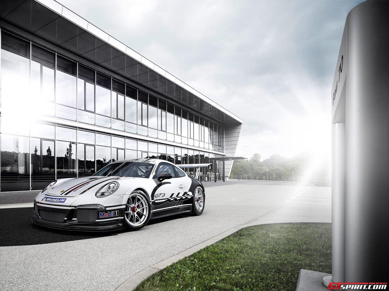 2013 Porsche 911 GT3 Cup - Part 2 Photo 1