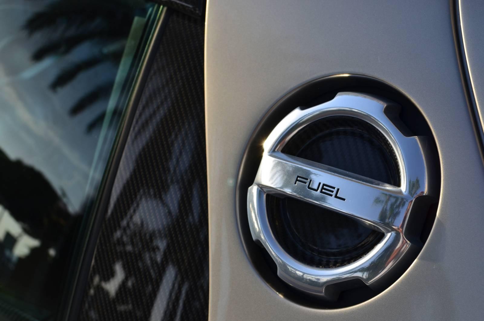 Крышка топливного бака Порше 918 Спайдер