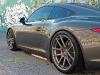 Porsche 911 Carrera S on ADV5.01 SL wheels8