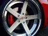 Porsche 997 TT on 20 inch D2 Forged CV-2 Wheels