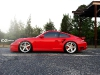 Porsche 997 TT on 20 inch D2 Forged CV-2 Wheels