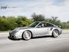 Porsche 997 TT on 360 Forged Concave Mesh 8 Wheels