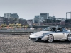 Porsche 997 Carrera S on ADV.1 Track Spec wheels