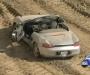 Porsche Boxer Crash