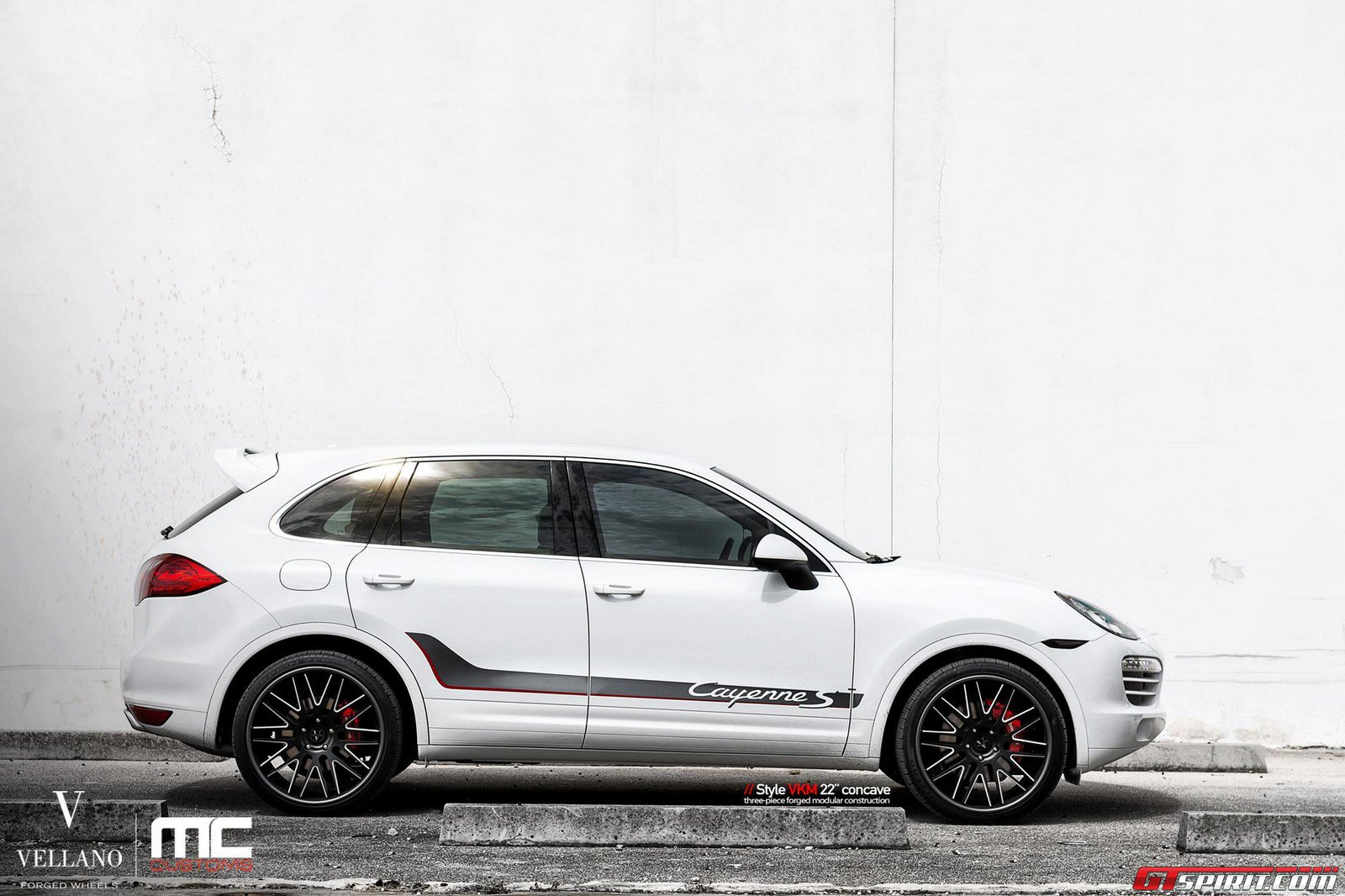 porsche cayenne s with 22 inch vellano forged wheels porsche cayenne forums porsche cayenne. Black Bedroom Furniture Sets. Home Design Ideas