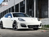 Porsche Panamera GTS on 22 Inch Concave Vellano Wheels