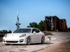 Porsche Panamera S on ADV.1 Wheels 012