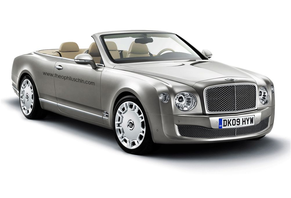 Preview Bentley Mulsanne Convertible Teamspeed Com