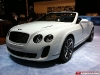 Bentley Continental Supersports Convertible Limited Edition - Ice Record