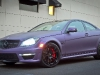 Purple Haze Mercedes-Benz C63 AMG with C882 CEC Wheels