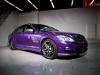 Purple Mercedes S-Class By FibraFoil