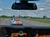 Chasing a Porche 911
