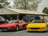 Ferrari Testarossa and F355s