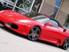 Red Ferrari F430 Spider by KC Trends