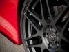 Red Lexus LFA on Forgestar Wheels
