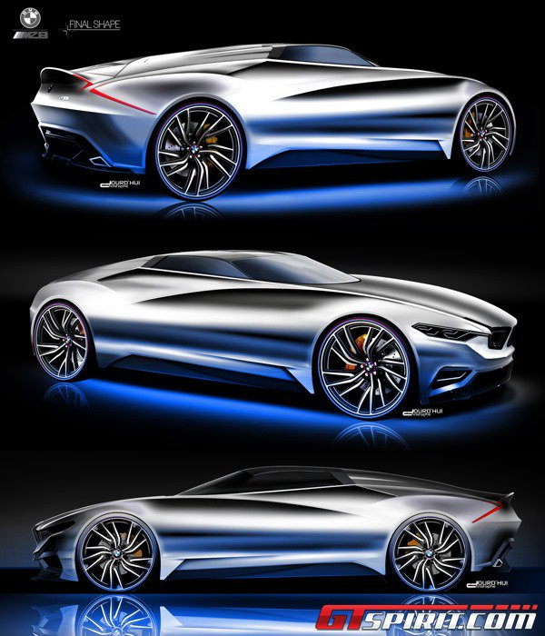 Bmw Z9: 1000+ Images About BMW Concepts On Pinterest