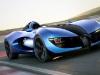 Render: Single-Seater Bugatti TypeZero Concept by Marc Devauze
