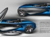 Render: Single-Seater Bugatti TypeZero Concept by Marc Devauze