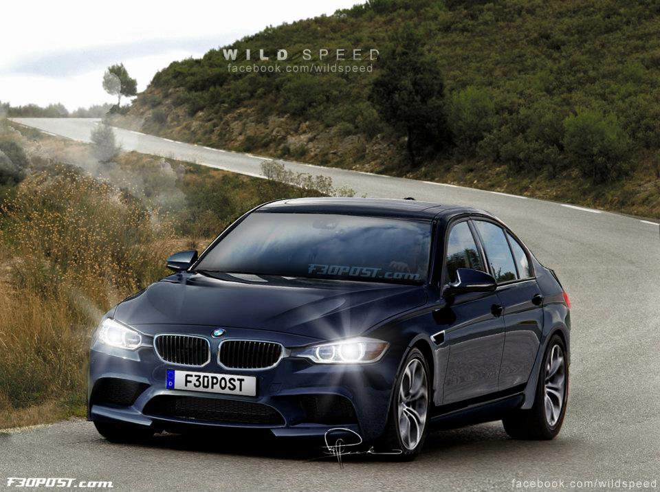 Rumour: 2014 BMW M3 Gets 3.2 Liter Inline-Six Engine ...
