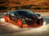 Rendering Bugatti Veyron Successor