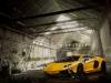 Rendering Aggressive Lamborghini LP700-4 Aventador by Wildspeed