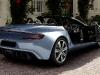 Rendering Aston Martin One-77 Volante