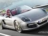 Rendering Porsche Boxster Turbo by Milanno Artworks