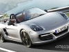 Rendering Porsche Boxster Turbo by Milanno Artworks