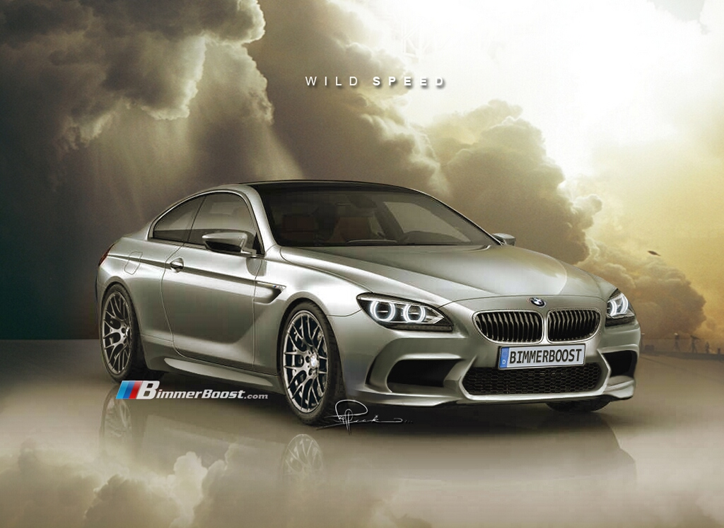 2012 bmw m6 preview dark cars wallpapers. Black Bedroom Furniture Sets. Home Design Ideas