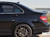 Mercedes C63 AMG wearing a Mode Carbon spoiler and Renn Sport wheels