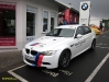 Ring Taxi Reborn as BMW M3 Sedan