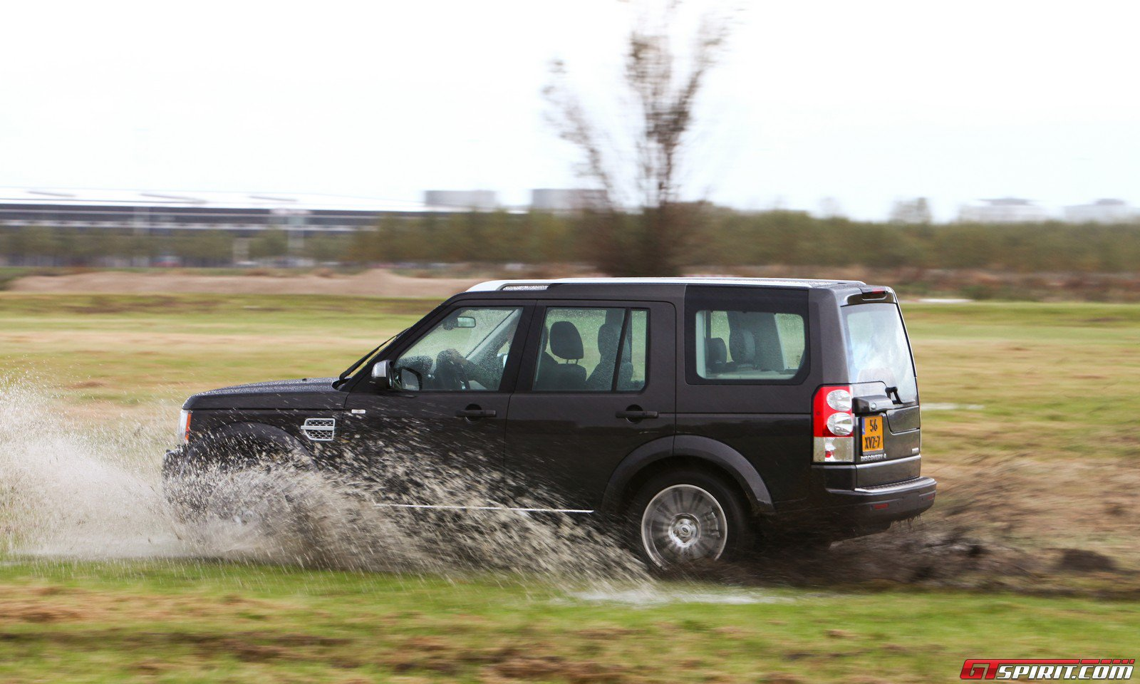 Road Test 2012 Land Rover Discovery 4 Hse Luxury Pack Html