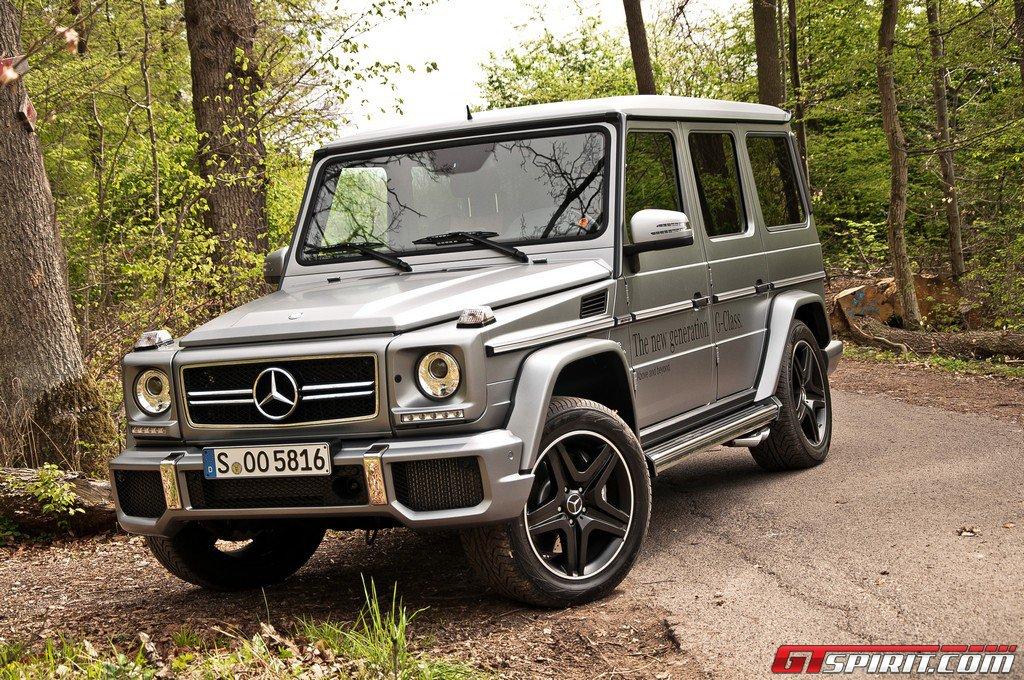 Первый тест G63 [Архив] - Мерседес клуб (Форум мерседес) Mercedes ...