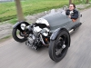 Road Test Morgan 3 Wheeler 020