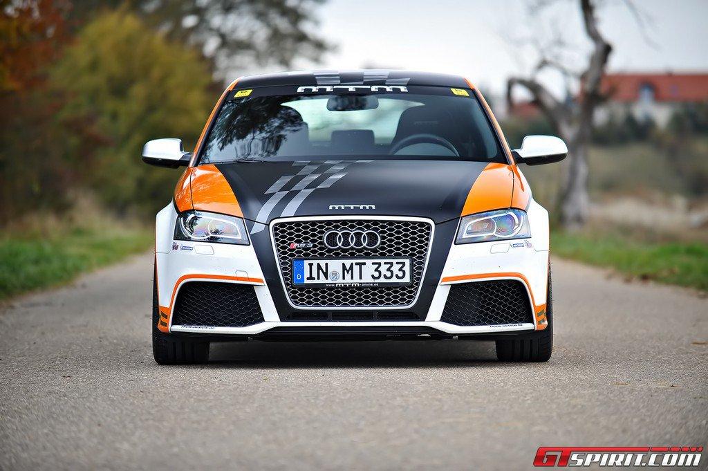 Road Test: MTM Audi RS3 Sportback - GTspirit