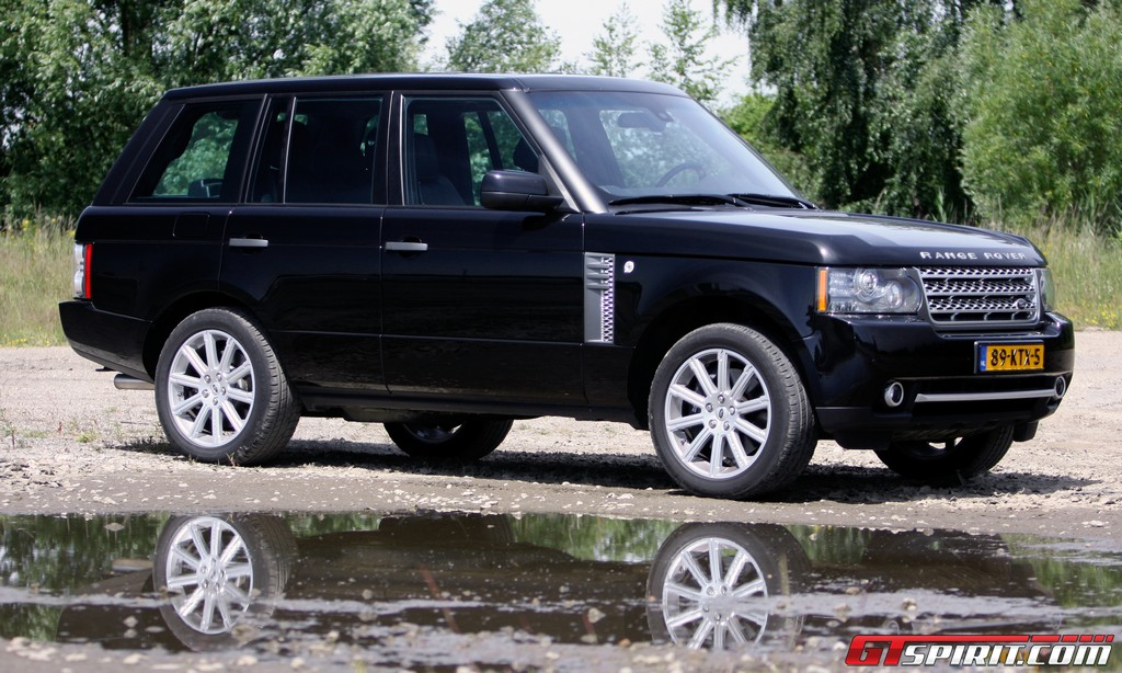 road test 2010 range rover supercharged. Black Bedroom Furniture Sets. Home Design Ideas