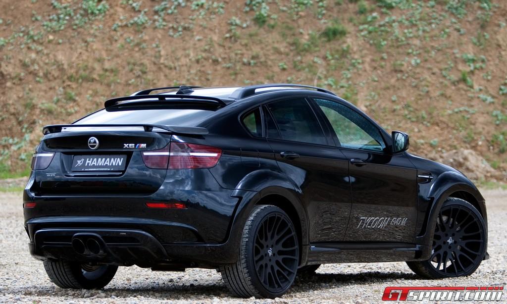2013 Hamann Bmw X6 M Tycoon Evo M Dark Cars Wallpapers