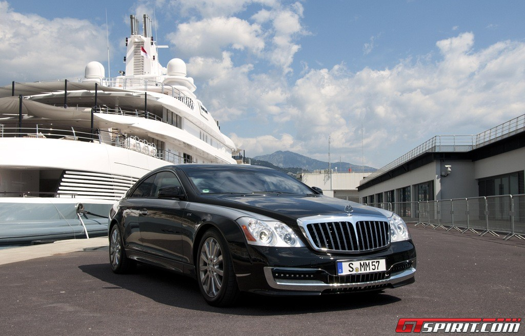 Road Test Xenatec Maybach 57S Coupé in Monaco 01