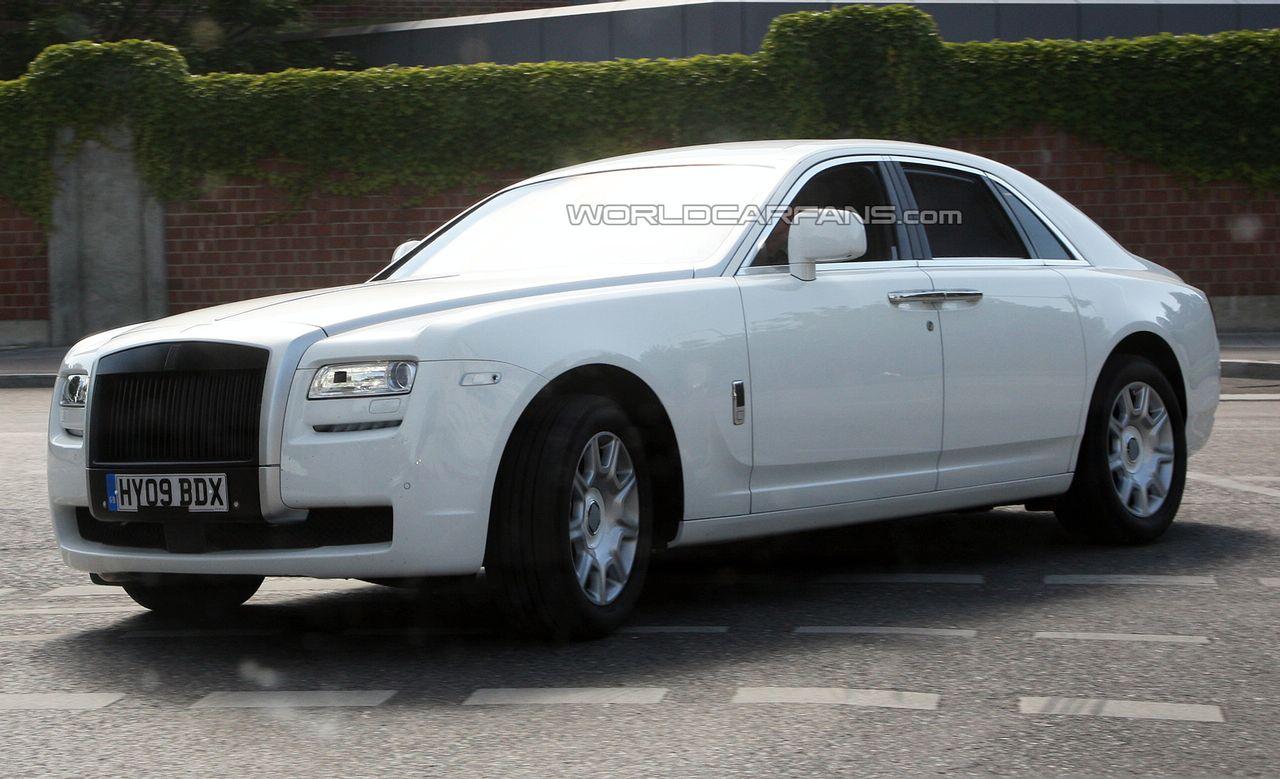 Rolls-Royce Ghost Performance