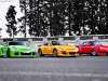 RUF CTR3, RUF RT12s and CTR1