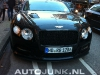 Spotted Footballer Ryan Babel's Mansory Bentley Continental GT V8