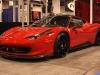 SEMA 2010 Oakley Design Ferrari 458 Italia