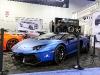 SEMA 2012 Lamborghini Aventador LP700-4 Wrapped by Protective Film Solutions