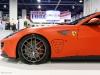 SEMA 2012 Matte Orange Ferrari FF on Giovanna Wheels