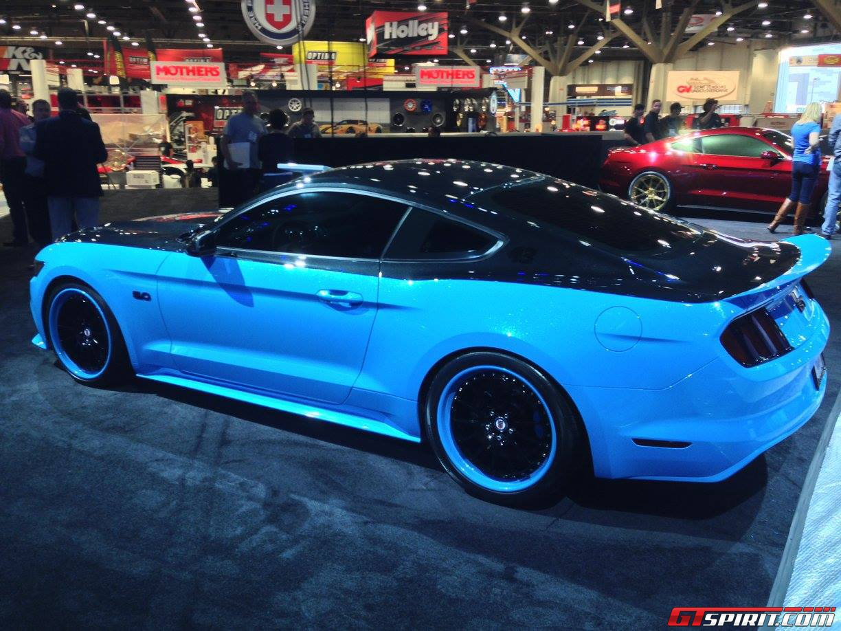 What Does It Take To Get A Car Into Sema