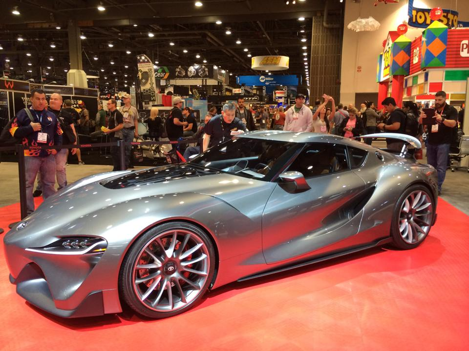 2015 Toyota FT-1 Release Date - Cars News 2016 2017