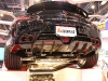 SEMA 2011 Akrapovic SLS AMG Exhaust System