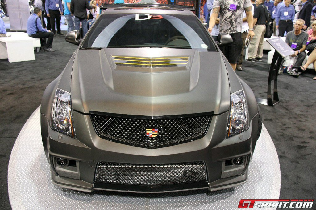 d3 cadillac le monstre cts v coupe price. Black Bedroom Furniture Sets. Home Design Ideas