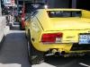 SEMA 2011 Yellow De Tomaso Pantera