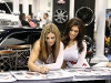 SEMA Motor Show 2011 Girls Part 2